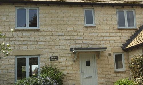 Aluminium Windows in Oxford installed by Paradise Windows