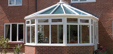 Victorian Conservatory installed by Paradise Windows in Oxfordshire