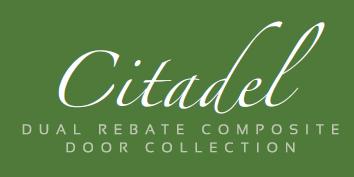 Citadel composite door logo