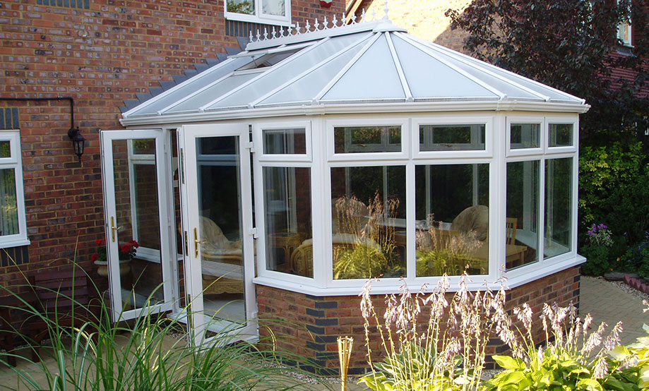 Victorian uPVC Conservatory in Oxford installed by Paradise Windows