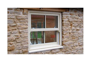 Timber Sash Windows installed in Oxford by Paradise Windows