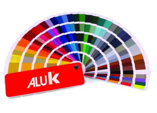 ALUK Aluminium Windows Colour Wheel
