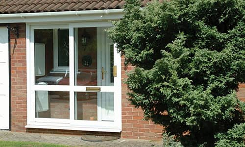 uPVC Doors in Oxford installed by Paradise