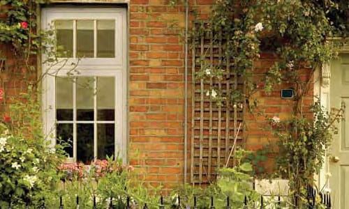 Flush Sash Windows on Oxford Country House