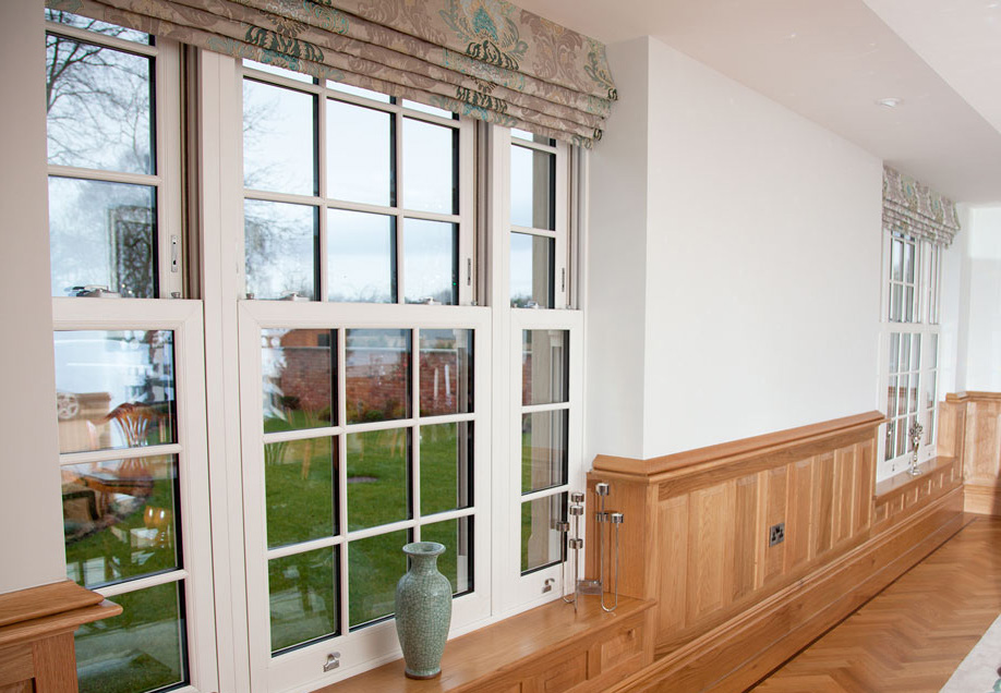 Timber Sash Windows vs Timber-Effect Sash Windows