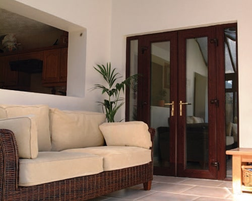 Composite French Doors in Oxford, Oxfordshire