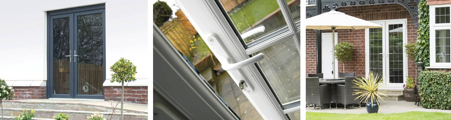 Selection of French Doors in Oxford, Oxfordshire