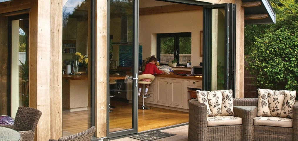 Bi-fold doors vs sliding doors: what is the difference banner image