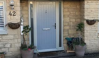 Solidor Composite Door in Oxford