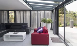 Large Sliding Patio Doors in Oxford