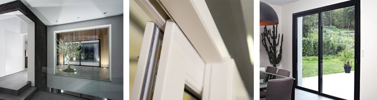 Selection of Sliding Patio Doors Oxford