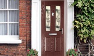 uPVC Door in Oxford