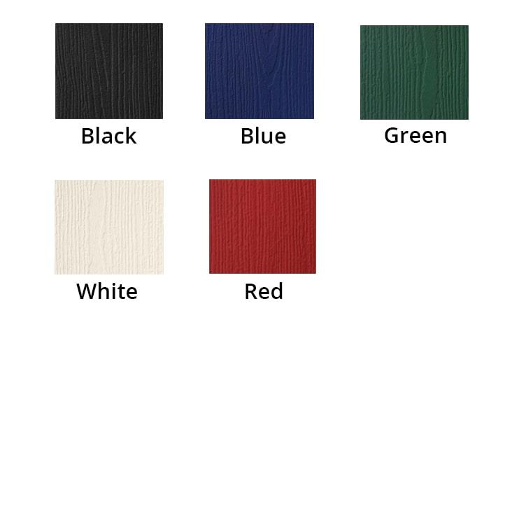 Composite Doors Standard Colour Range - Paradise Windows Oxford